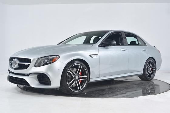2019 Mercedes-Benz E-Class E63 S AMG:24 car images available