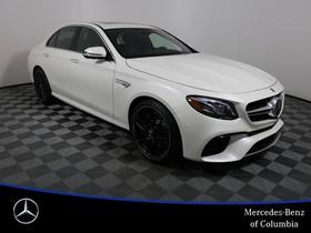 2019 Mercedes-Benz E-Class E63 S AMG:19 car images available