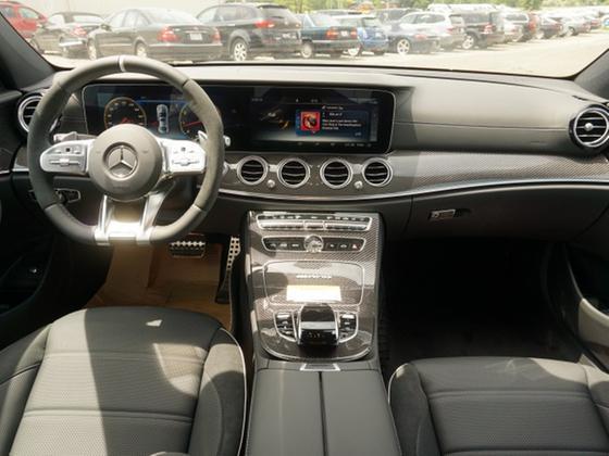 2019 Mercedes-Benz E-Class E63 S AMG