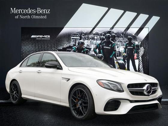 2020 Mercedes-Benz E-Class E63 S AMG:24 car images available