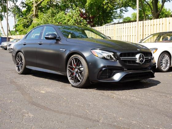 2020 Mercedes-Benz E-Class E63 S AMG:21 car images available