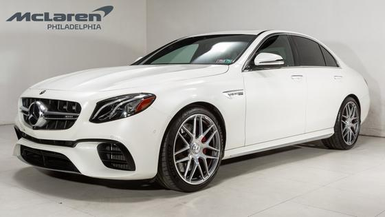2018 Mercedes-Benz E-Class E63 S AMG:22 car images available