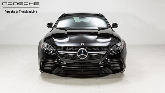 2020 Mercedes-Benz E-Class E63 S AMG