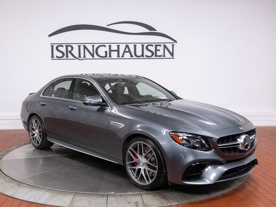 2018 Mercedes-Benz E-Class E63 S AMG:19 car images available