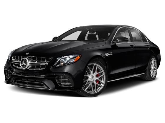 2018 Mercedes-Benz E-Class E63 S AMG : Car has generic photo