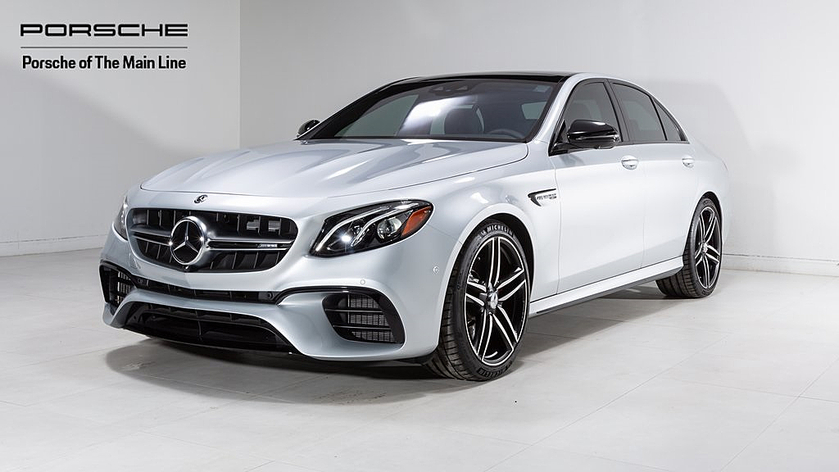 2020 Mercedes-Benz E-Class E63 S AMG:22 car images available