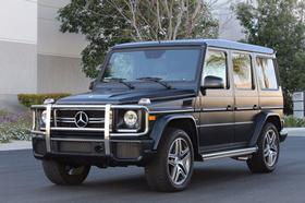 2015 Mercedes-Benz G-Class :24 car images available
