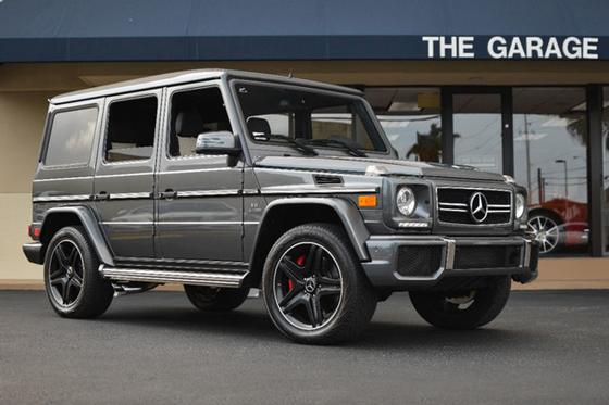 2014 Mercedes-Benz G-Class :24 car images available