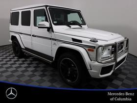 2017 Mercedes-Benz G-Class :19 car images available