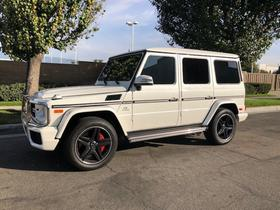2016 Mercedes-Benz G-Class :16 car images available