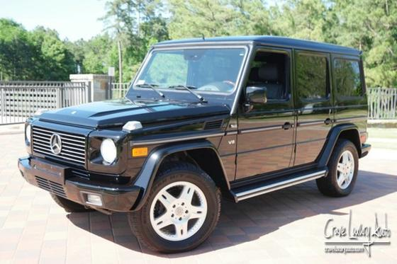2002 Mercedes-Benz G-Class :24 car images available