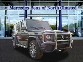 2018 Mercedes-Benz G-Class :16 car images available