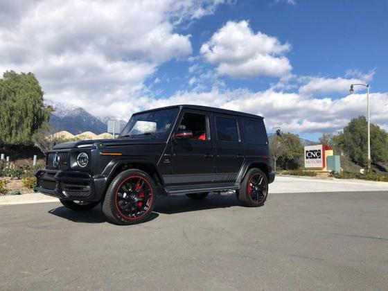 2019 Mercedes-Benz G-Class :6 car images available
