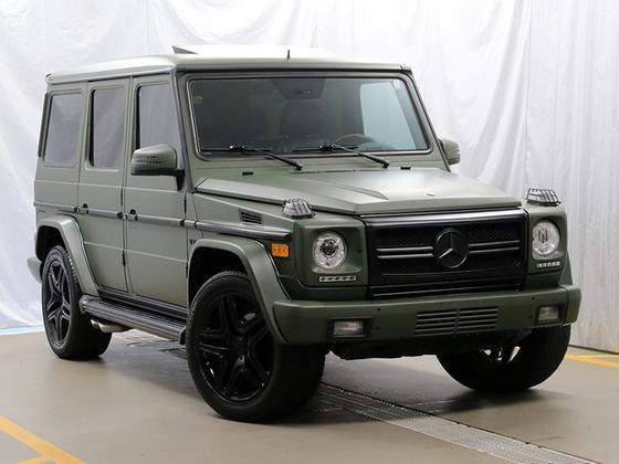 2004 Mercedes-Benz G-Class :24 car images available