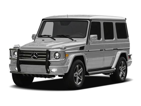 2011 Mercedes-Benz G-Class  : Car has generic photo