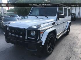 2016 Mercedes-Benz G-Class :9 car images available