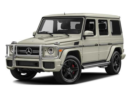 2016 Mercedes-Benz G-Class  : Car has generic photo