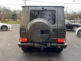 2018 Mercedes-Benz G-Class