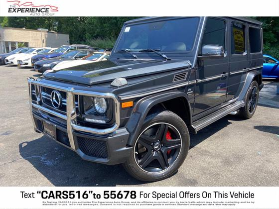 2016 Mercedes-Benz G-Class :24 car images available