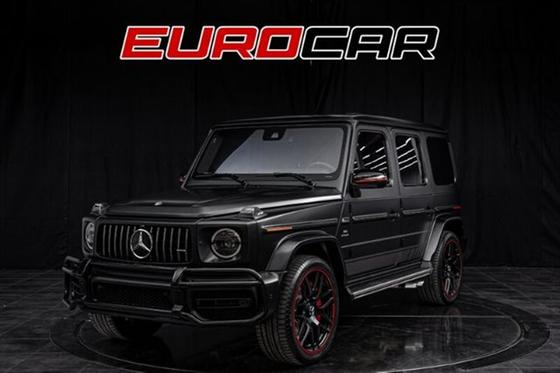 2019 Mercedes-Benz G-Class :24 car images available