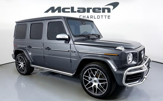 2020 Mercedes-Benz G-Class :24 car images available