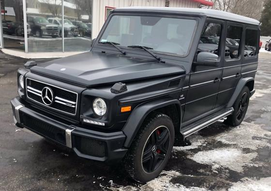 2017 Mercedes-Benz G-Class :3 car images available