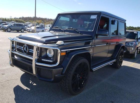 2017 Mercedes-Benz G-Class :5 car images available