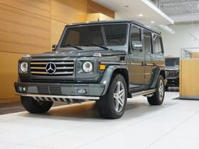2011 Mercedes-Benz G-Class :24 car images available