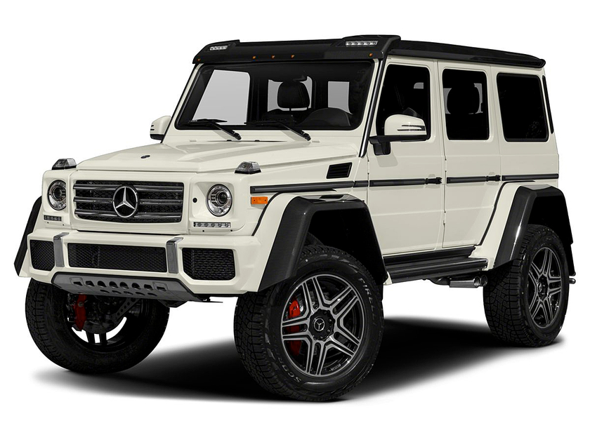 2017 Mercedes-Benz G-Class  : Car has generic photo