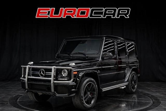 2018 Mercedes-Benz G-Class :24 car images available