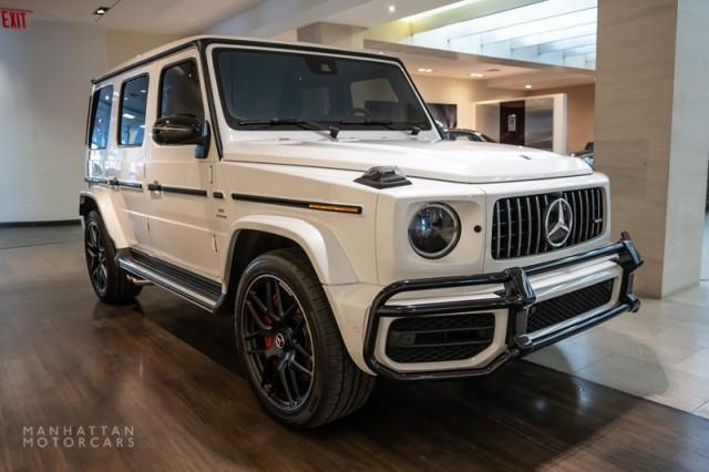 2021 Mercedes-Benz G-Class :18 car images available