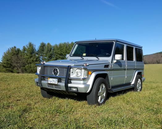 2005 Mercedes-Benz G-Class G500:6 car images available