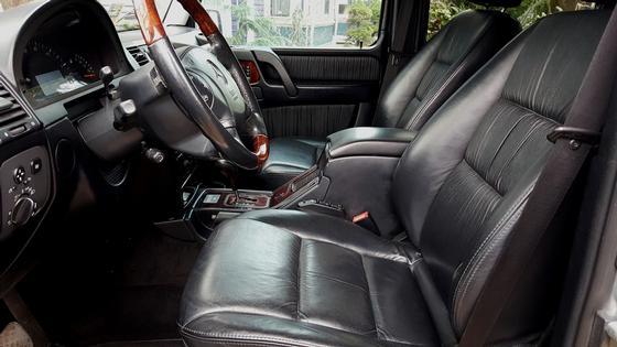 2005 Mercedes-Benz G-Class G500