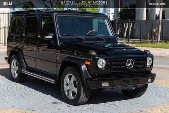 2005 Mercedes-Benz G-Class G500:24 car images available