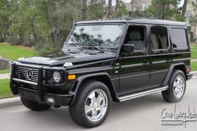 2002 Mercedes-Benz G-Class G500:24 car images available