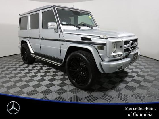 2008 Mercedes-Benz G-Class G500:24 car images available