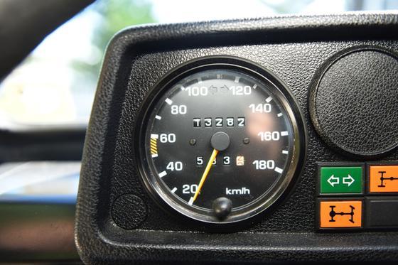 1991 Mercedes-Benz G-Class G500