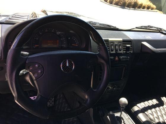 2002 Mercedes-Benz G-Class G500