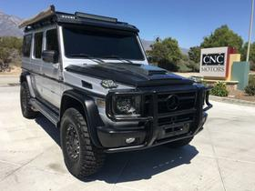 2002 Mercedes-Benz G-Class G500:17 car images available
