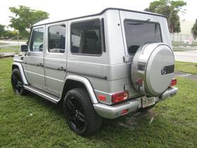 2004 Mercedes-Benz G-Class G500