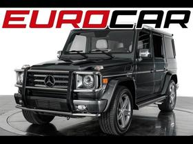2011 Mercedes-Benz G-Class G55 AMG:24 car images available