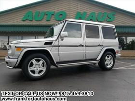 2003 Mercedes-Benz G-Class G55 AMG:24 car images available