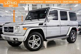 2005 Mercedes-Benz G-Class G55 AMG:24 car images available