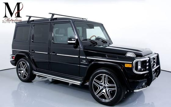 2010 Mercedes-Benz G-Class G55 AMG:24 car images available