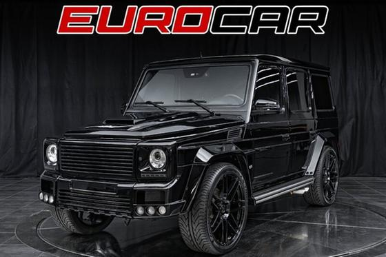 2009 Mercedes-Benz G-Class G55 AMG:24 car images available