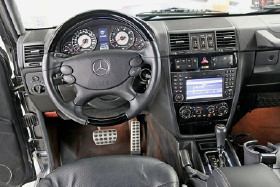 2011 Mercedes-Benz G-Class G55 AMG