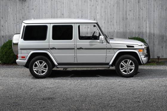 2012 Mercedes-Benz G-Class G550:24 car images available