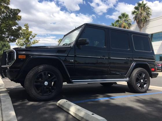 2014 Mercedes-Benz G-Class G550:5 car images available