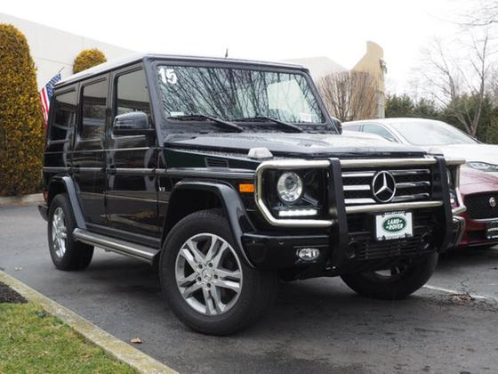 2015 Mercedes-Benz G-Class G550:20 car images available