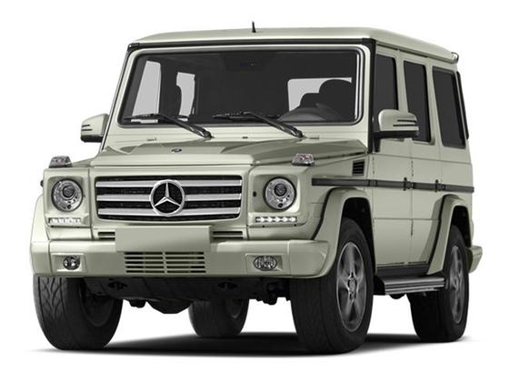 2013 Mercedes-Benz G-Class G550 : Car has generic photo